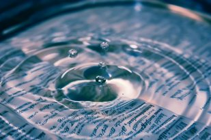 water-drop-blue-liquid